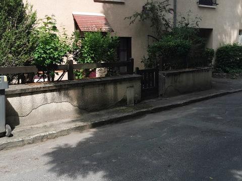 Appartement Rez de jardin cocoon