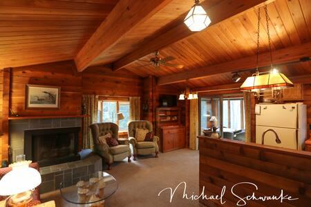 Bayside Cedar Cabin - Crane Lake