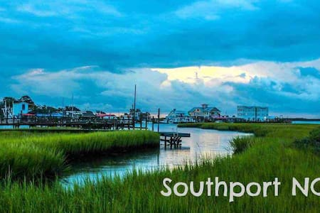 Southport's Southern Charm