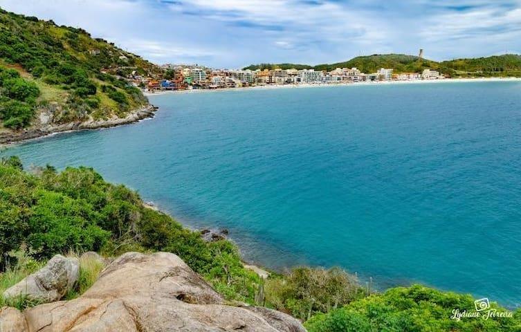 SUÍTE'S REGINA BEACH/ FRENTE AO MAR  (2)
