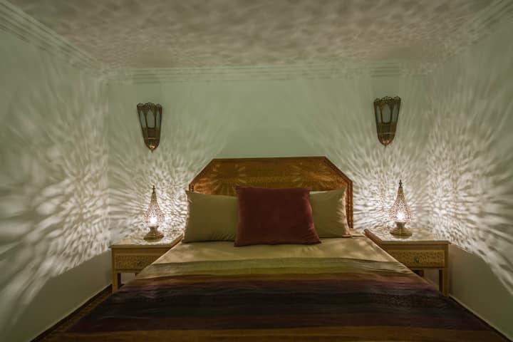 chambre de luxe double khanata