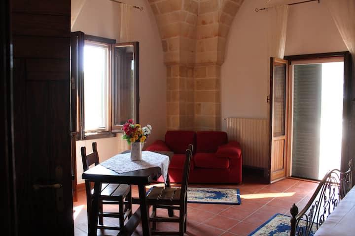 Masseria La Camardia - Appartamento Oleandro