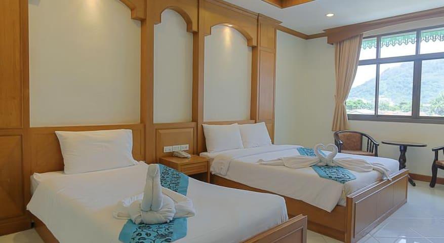 Magnific Guesthouse,  Phuket Patong - Patong - Dom