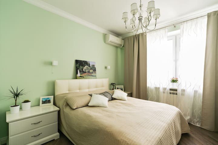 Lovely room near the metro - Moskva