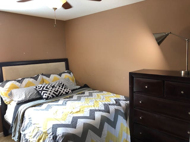 Beautiful Cozy room in Tampa/Brandon Area