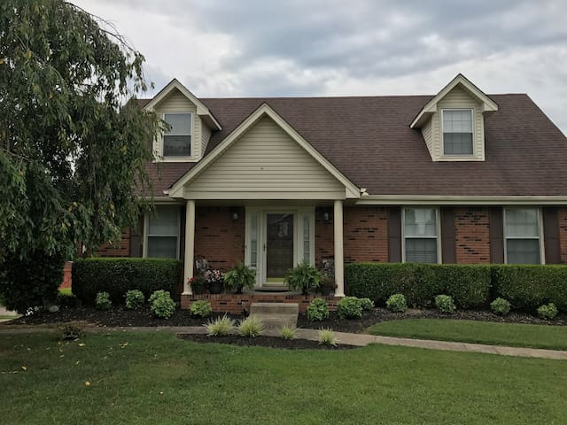 Gray Home