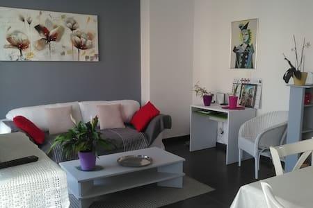 T4 moderne, confortable et lumineux-proche de tout - La Seyne-sur-Mer - 公寓