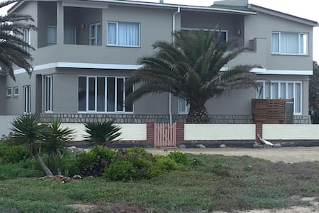 Double storey sea side house - Swakopmund