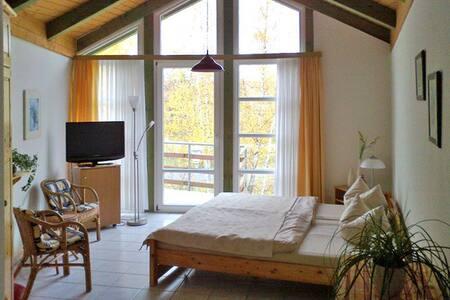 Ferienwohnung für 2 Personen im Ferienpark in Plau - Plau am See - Apartment