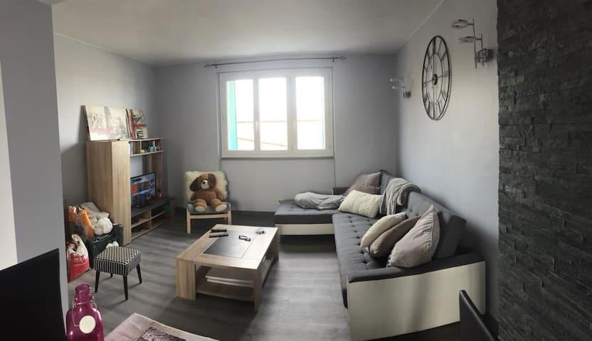 Appartement neuf et lumineux de 50m2