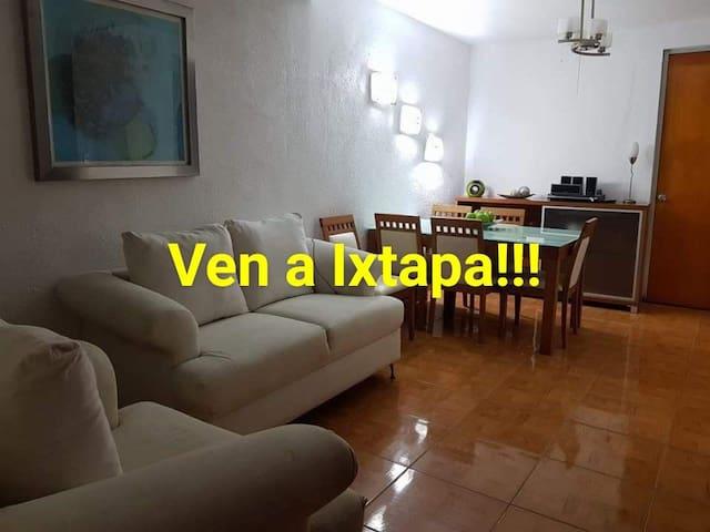 Casita en Ixtapa Zihuatanejo