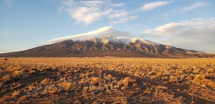 Off Grid Campsite-360 Degree Views -Huge Campsites