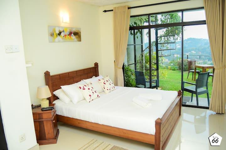 Villa 66 Kandy (Private Room)