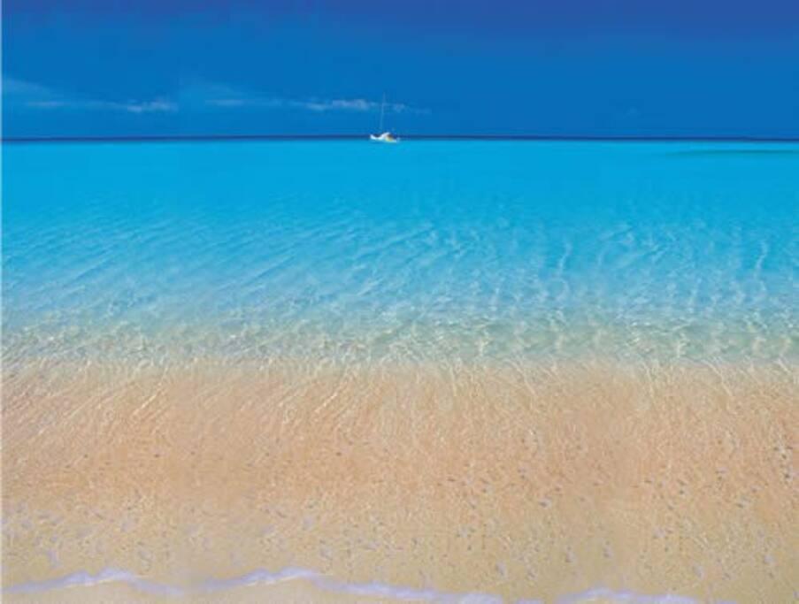 mare e spiaggia San Vito