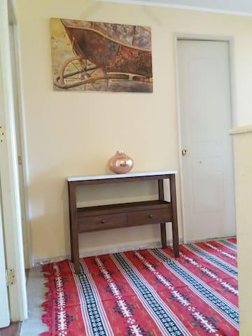 Vintage, acogedor espacioso ideal para la familia.
