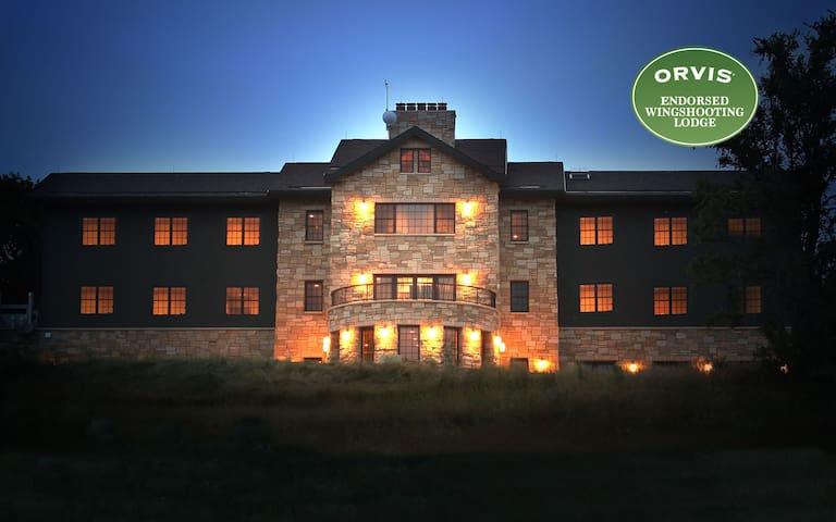 Pheasant Bonanza's Ben Schoonover Lodge