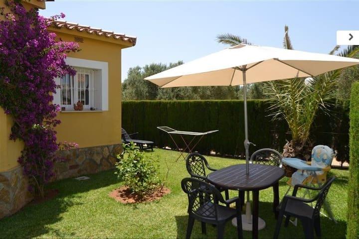 villa in Oliva Nova Golf&Beach resort