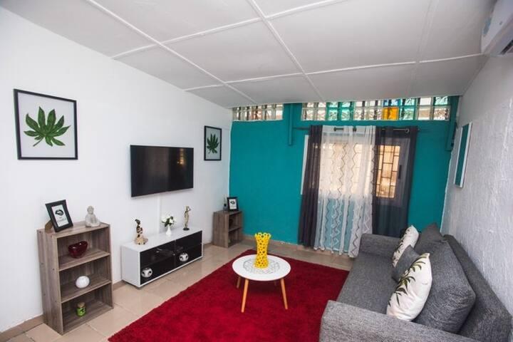 Maison idéale pour vos séjours sur Abidjan