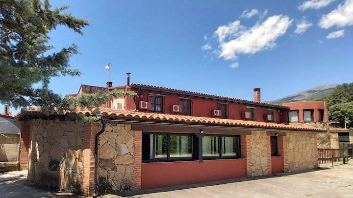 Casa Rural en el Valle del Jerte ideal para familias con niños.