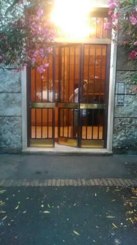 apartamento stazione tiburtina, roma - Rzym - Apartament