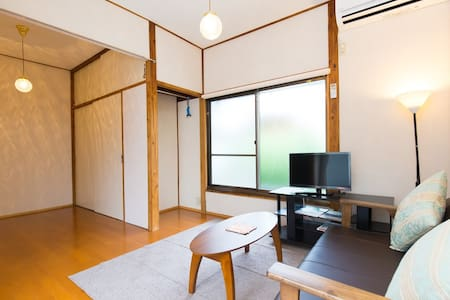 5min>ocean beautifulJPN house nearSTA 5paxInternet