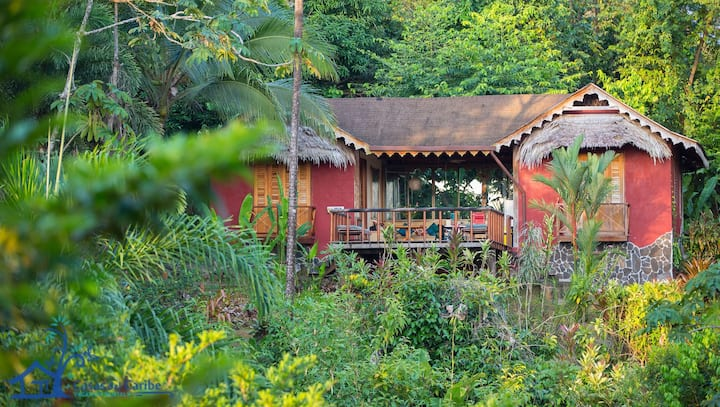 Villa Toucan - Romantic Birdwatching Paradise with Fiber Optic Internet