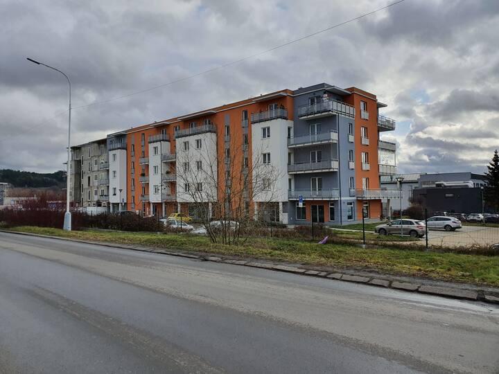 Neue moderne Wohnung  Lift,Balkon und Parkplatz