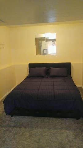 Nice, Cozy Private Studio Bedroom w/ Private Bath