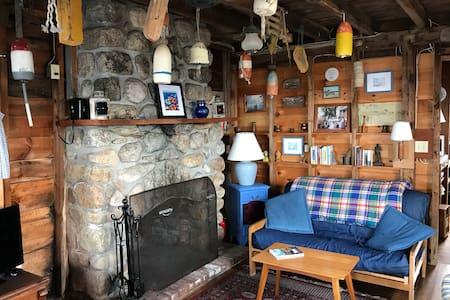 Rustic, Charming Cottage on Atlantic Ocean