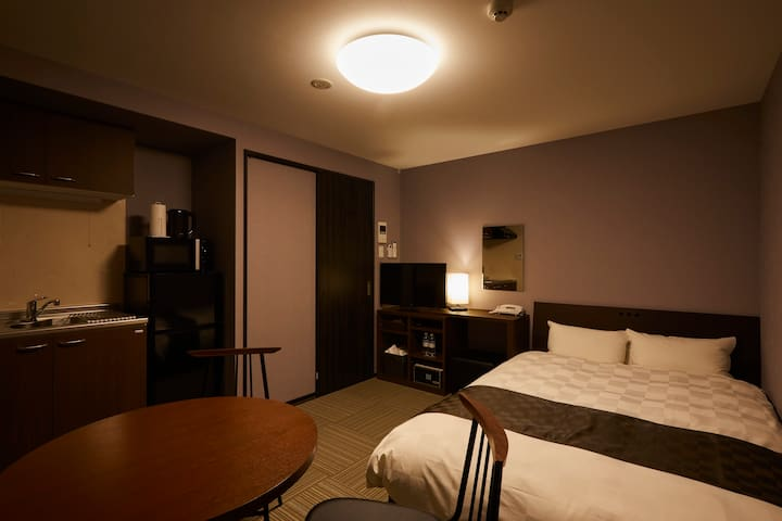 1min to station☆Cozy&Tidy Double Room/Great for 2!