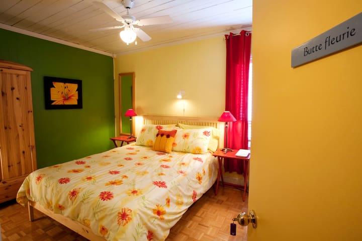 Chambre d'hôtes (lits queen) - Les Îles-de-la-Madeleine
