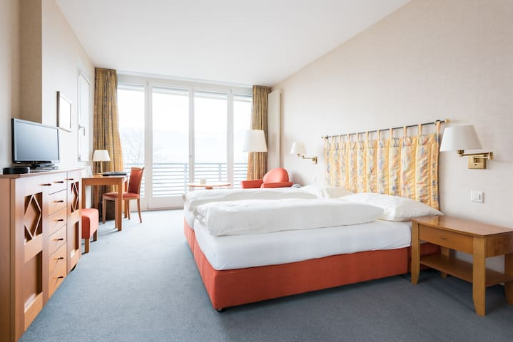 Zimmer mit wunderschöner Panorama-Aussicht