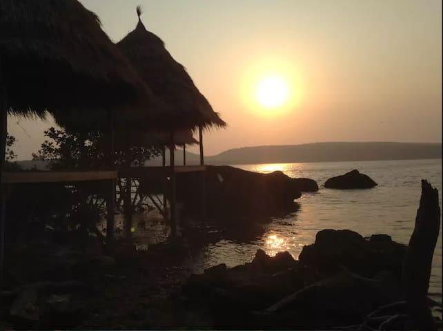 Sea View Bungalow 3 @ Jungle Bay Eco-Lodge