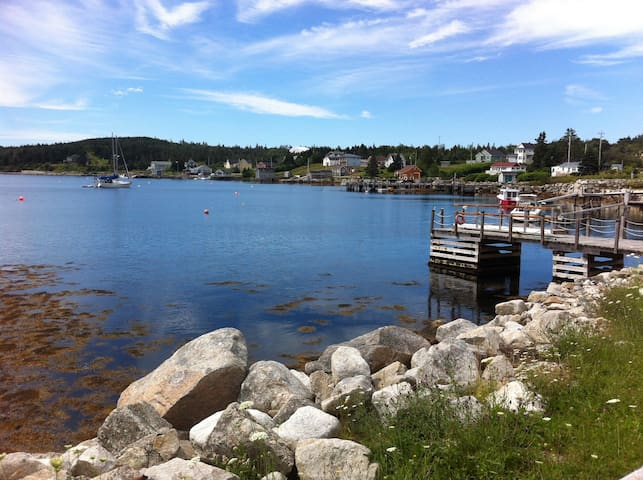 Relax in Beautiful Ketch Harbour, near Halifax