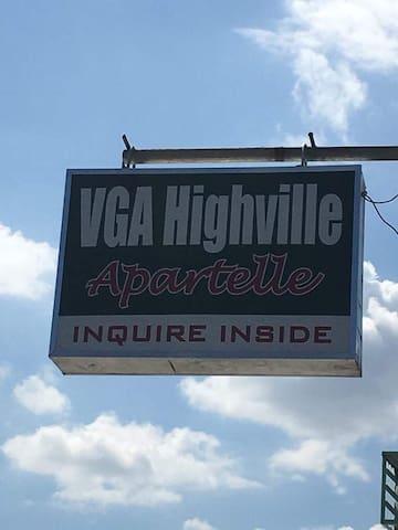 VGA Highvill Apartelle