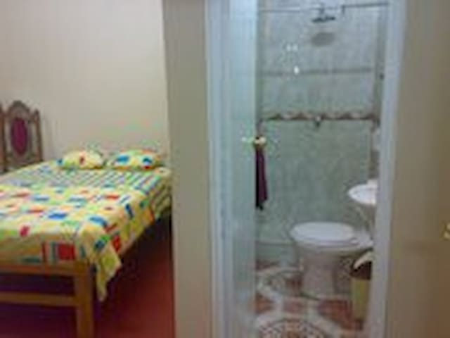 Hostel Backpackers - Private Room Piura