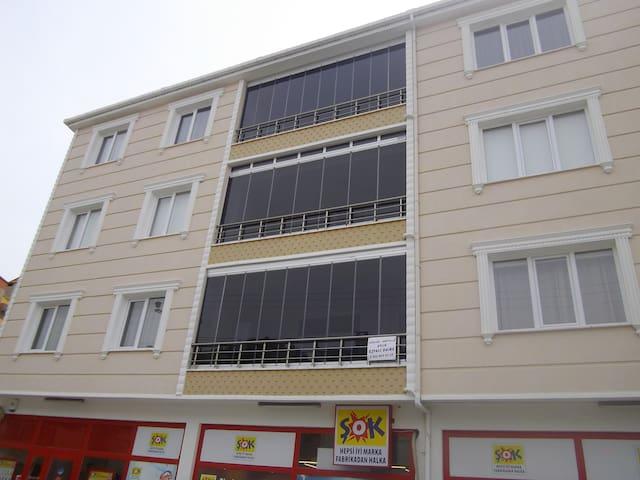 Gardenya apartment - Şarköy - Huoneisto