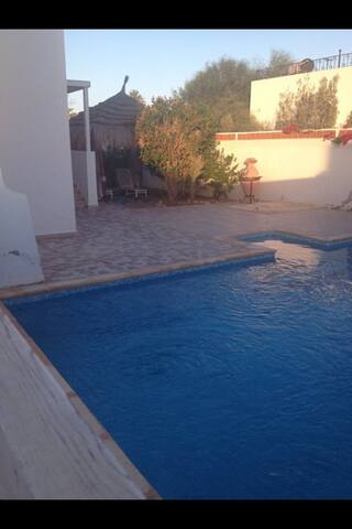 A côté de la mer très belle villa ! - Aghir - Villa