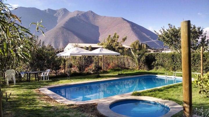 Casa Peralillo, Valle del Elqui