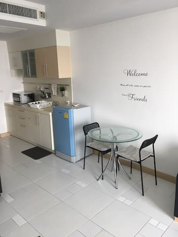 Deluxe Condo Suite Free Wifi - Bangkok - Appartement