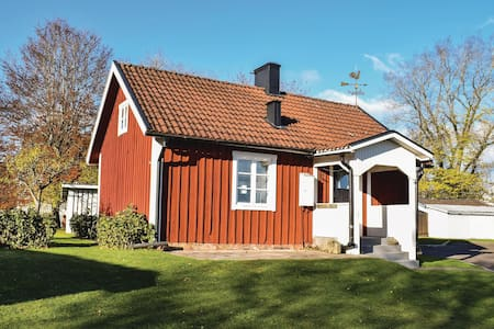 Holiday cottage with 1 bedroom on 50m² in Landsbro