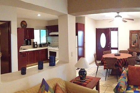 Gran cuarto cerca del mar con asoleadero y alberca - Bucerías - Apartment