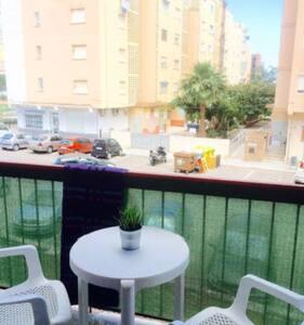 Alquiler apartamento a 100 playa - Playa Puebla de Farnals