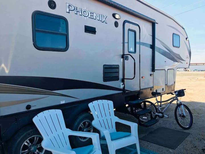 Westworld stay for Horse Show-2 bedroom