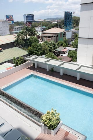 63 sqm 1-bedroom apartment @ Abreeza Residences - Davao City - Apartment