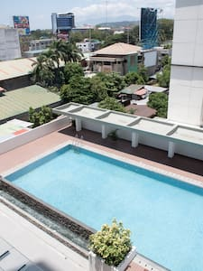 63 sqm 1-bedroom apartment @ Abreeza Residences - Davao City