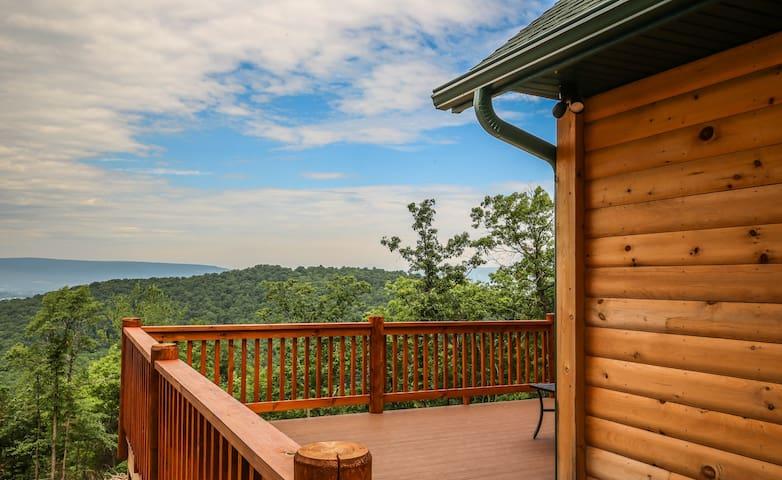 Keaton Ridge Cabin in Shenandoah Woods - Stanley - Hytte
