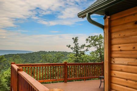 Keaton Ridge Cabin in Shenandoah Woods - Stanley