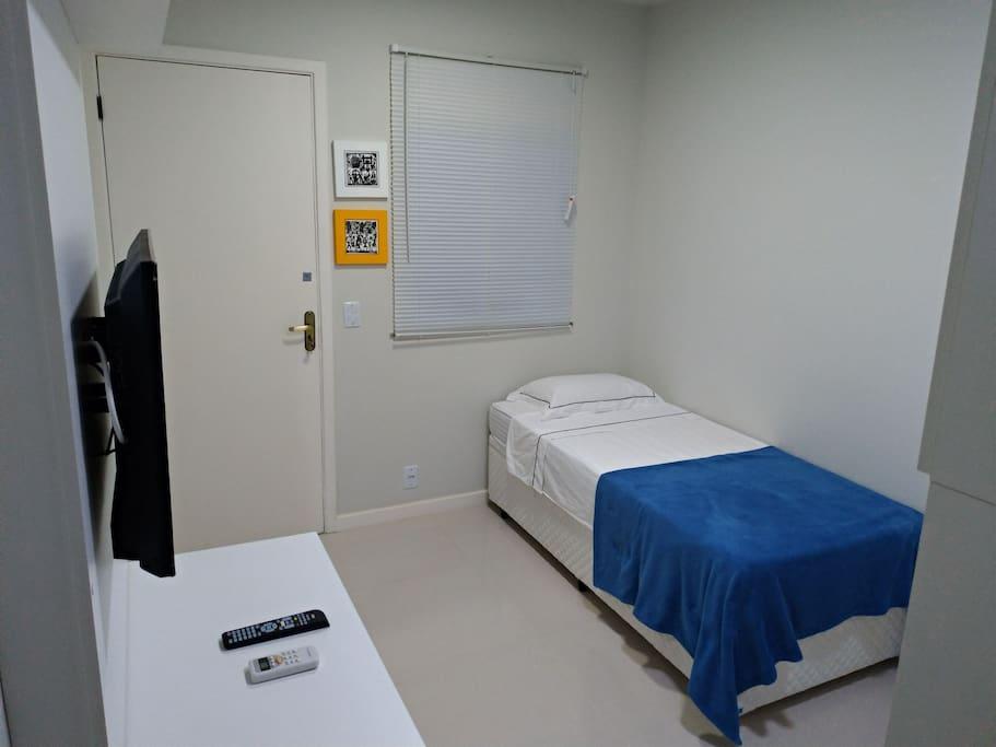 Quarto privado - Private bedroom