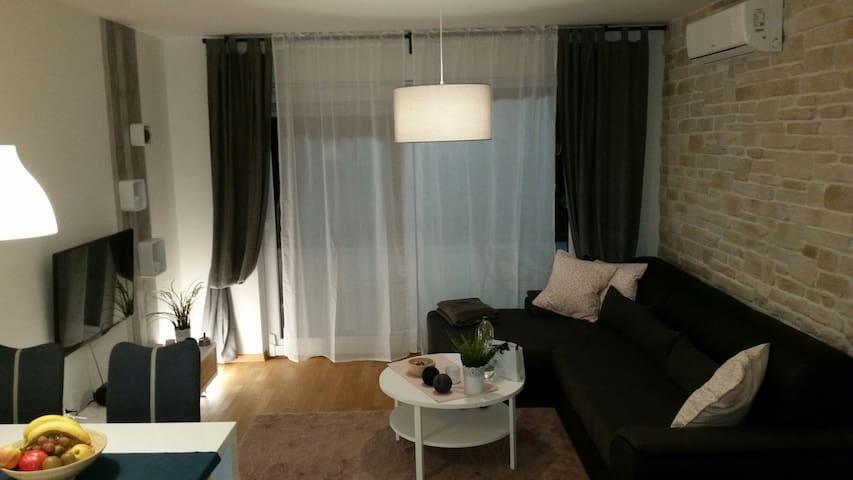 Appartement Gabelica  50m2 mit Meerblick2+2